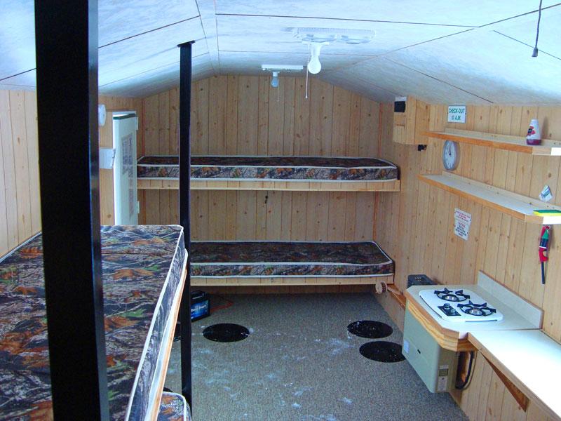 six-man-ice-house-3 Ice Fish House Inside Designs on movable ice house designs, ice house ideas, ice shack designs, ice house axle plans, portable fish house designs, ice fishing house designs,